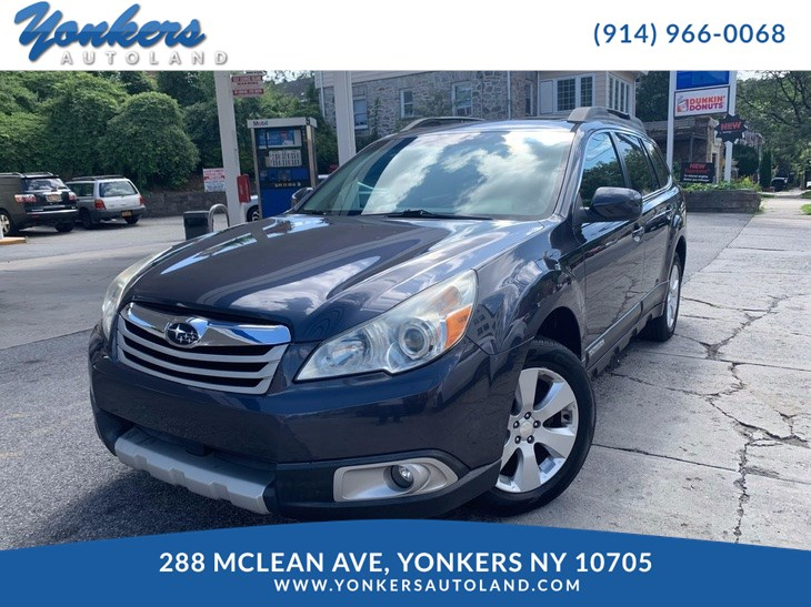 sold 2011 subaru outback 2 5i limited pwr moon in yonkers yonkers autoland