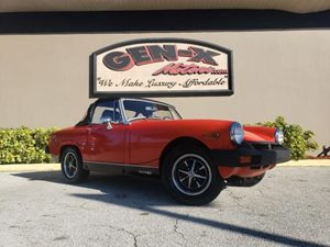 View 1979 MG Midget