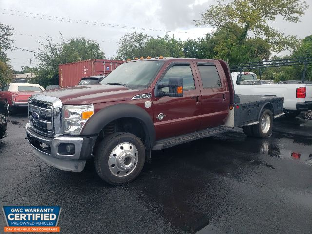 2012 Ford Super Duty F-550 DRW Lariat