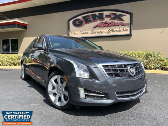 2014 Cadillac ATS Performance AWD