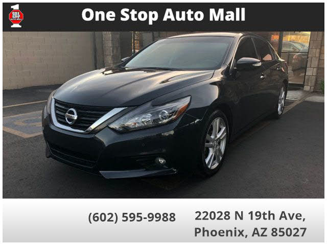 Used 2017 Nissan Altima 3 5 SL in Phoenix
