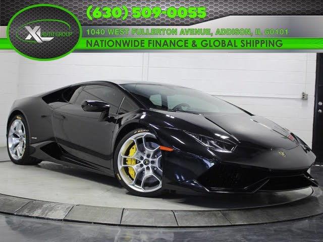 Used 2015 Lamborghini Huracan In Addison