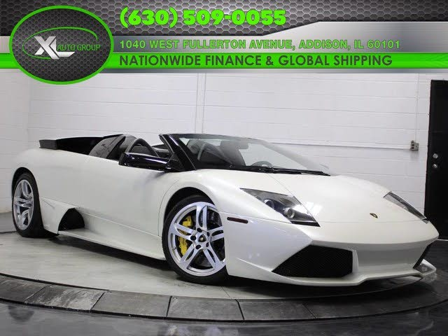 Used 2007 Lamborghini Murcielago In Addison