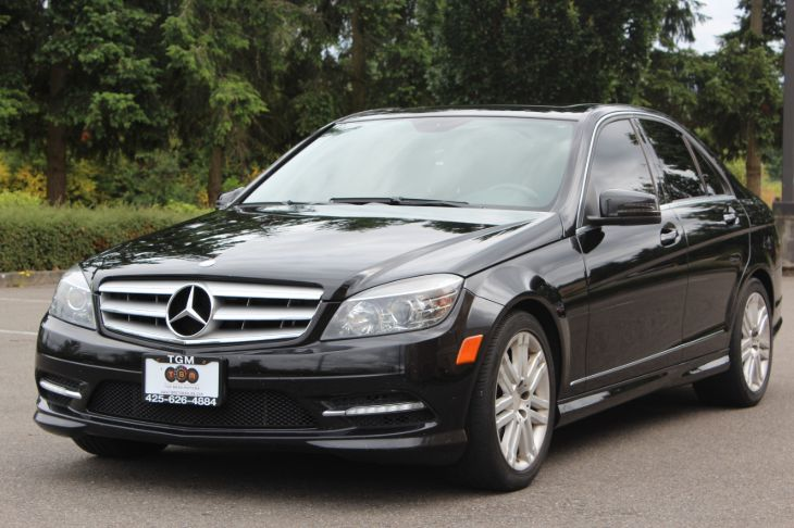 2011 Mercedes-Benz C 350 Sport Sedan - Top Gear Motors