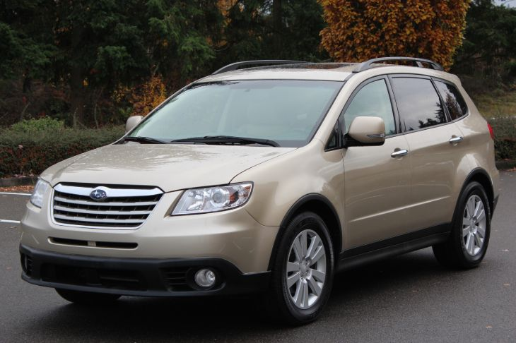 2009 Subaru Tribeca 7-Pass Ltd w/Nav