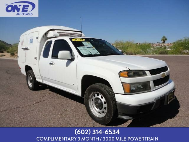 2009 Chevrolet Colorado Work Truck Pickup 4D 6 ft