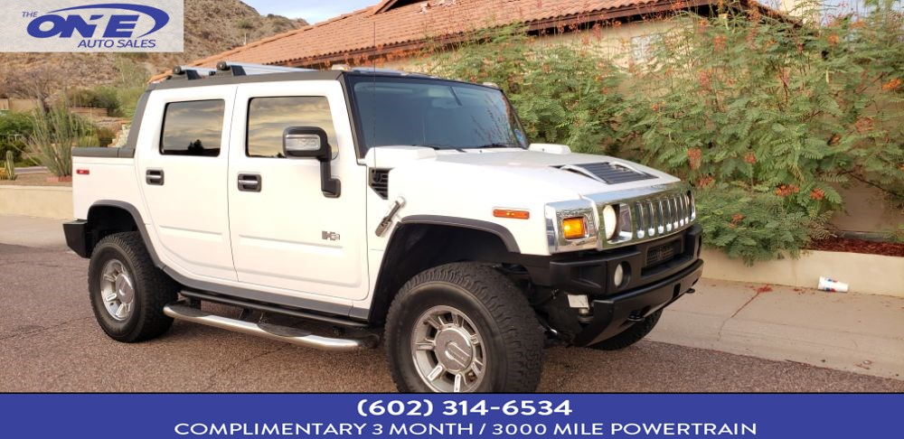 Used 2007 Hummer H2 Sut In Phoenix