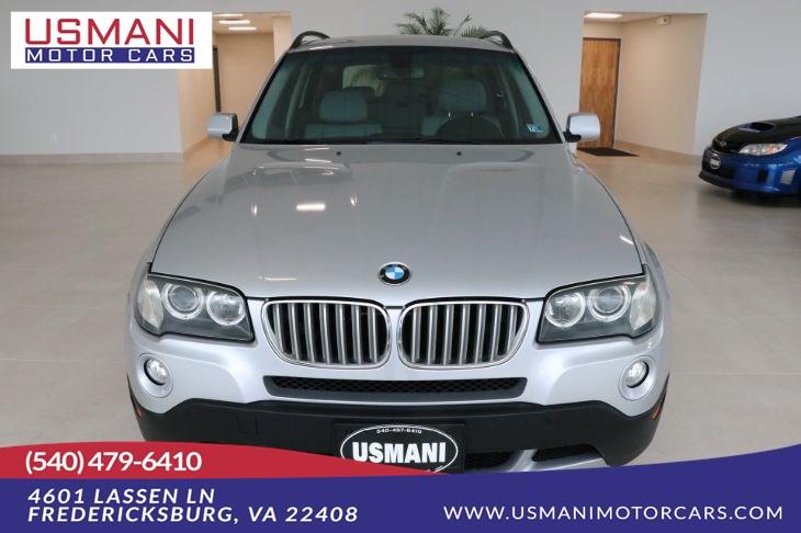 2008 Bmw X3 3.0 Si >> 2008 Bmw X3 3 0si Usmani Motor Cars