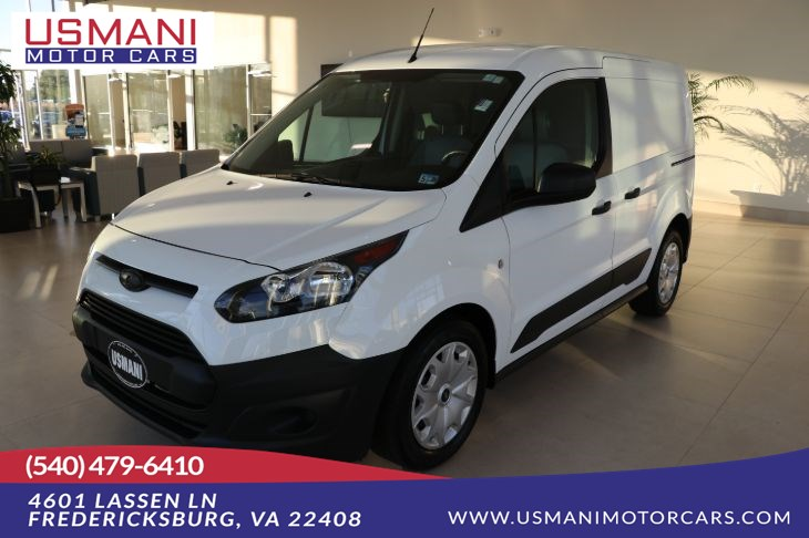2016 Ford Transit >> 2016 Ford Transit Connect Xl Usmani Motor Cars