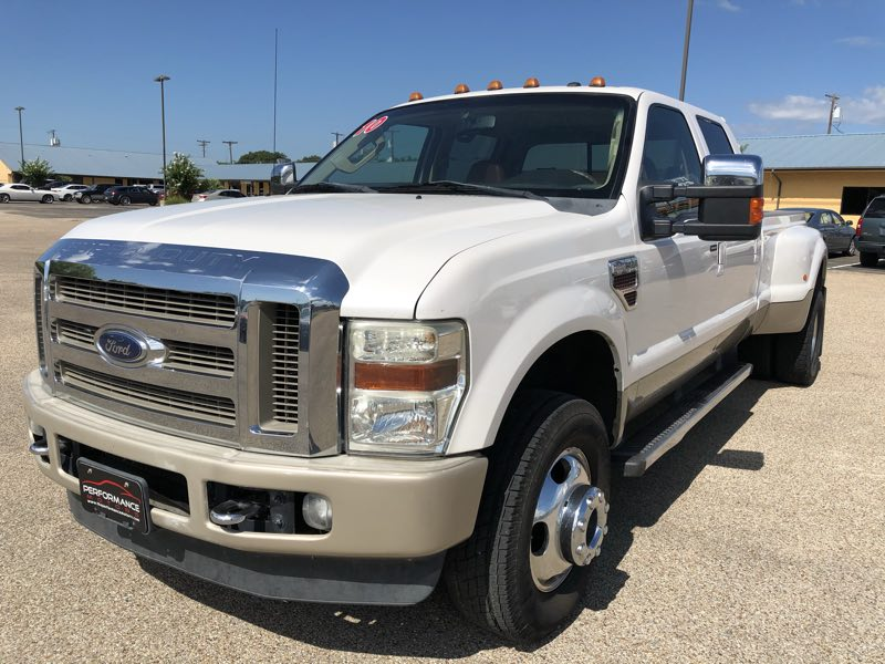2010 Ford Super Duty F-350 DRW KING RANCH