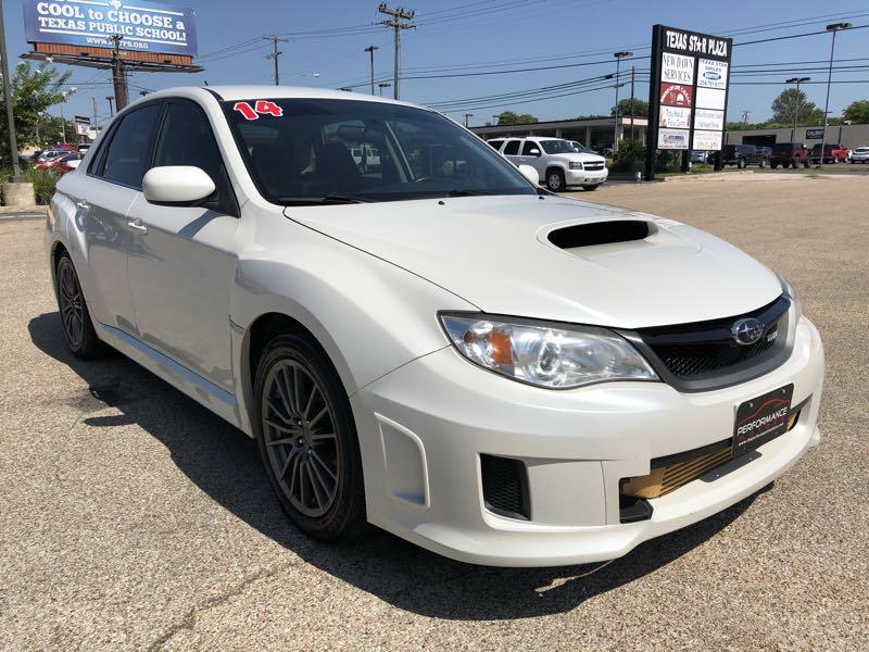 2014 Subaru Impreza Sedan WRX WRX - Performance Motors