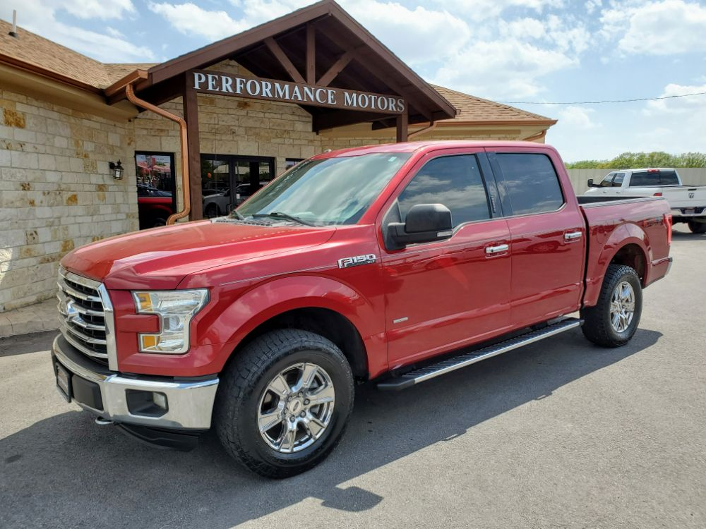 2015 Ford F-150 FX4 TEXAS EDITION