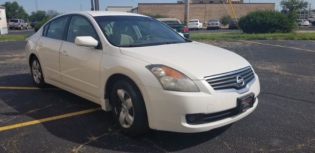 Nissan Altima 2.5 S >> 2007 Nissan Altima 2 5 S G Inspired Automall