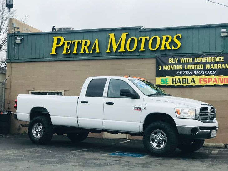 2009 Dodge Ram 3500 SLT 4X4  The Truck CUMINS 6.7 liter