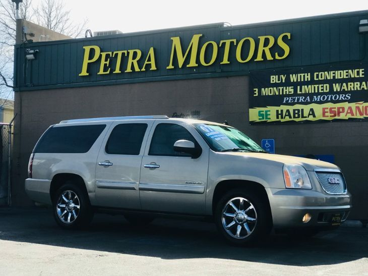2007 GMC Yukon XL Denali /   SOLD awd 6.2 liter Super Nice / Family Ready