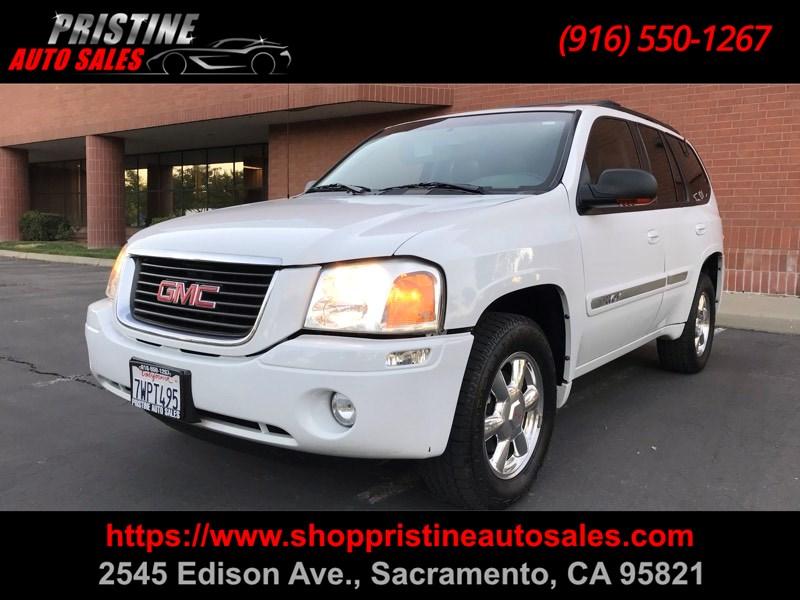 Sold 2003 Gmc Envoy Slt In Sacramento