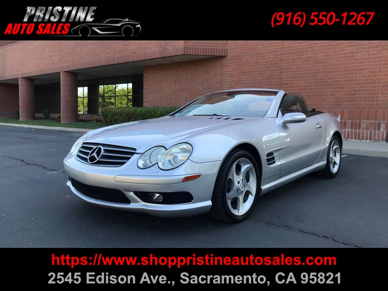 2005 Mercedes-Benz SL500 SL 500