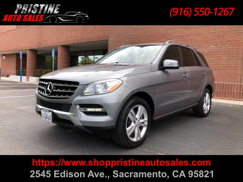 2012 Mercedes-Benz ML 350 ML 350