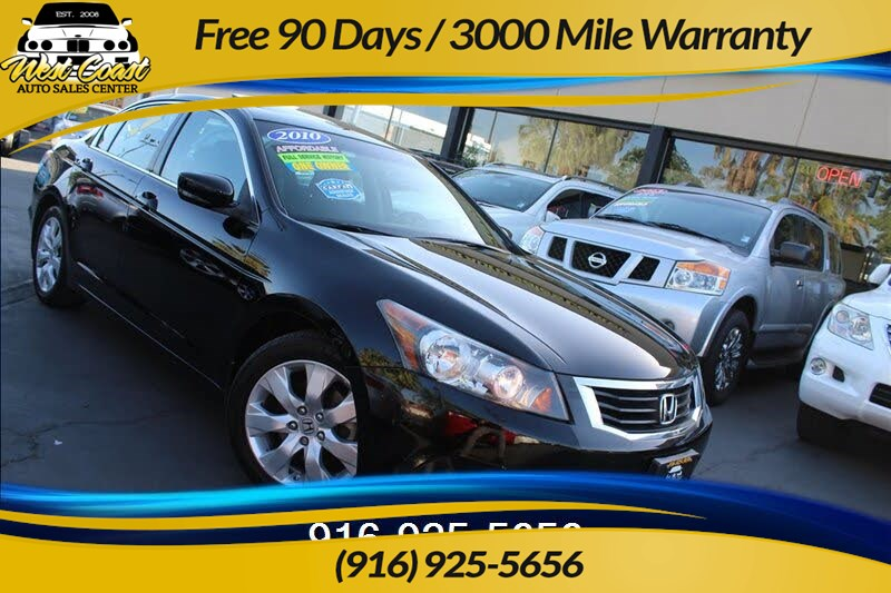 2010 Honda Accord Sdn EX,1 Owner, 25 Service Records!