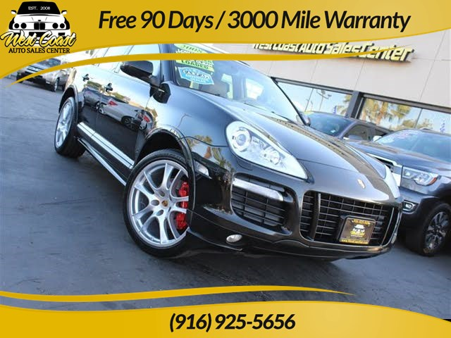 2008 Porsche Cayenne GTS, Full Maintenance Records!