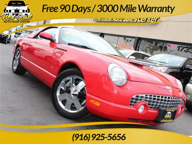 2003 Ford Thunderbird Deluxe, Must See