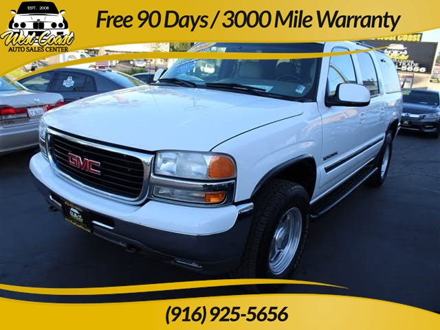 2001 GMC Yukon XL SLT, 28 SERVICE Records!
