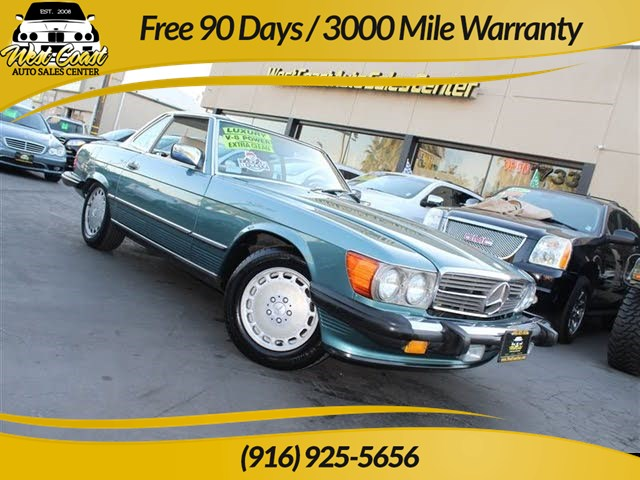 1988 Mercedes-Benz 560SL, Extra Clean California Vehicle! 2dr Roadster