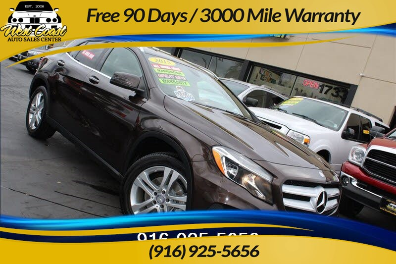 2015 Mercedes-Benz GLA 250 SUV, AWD with Navigation!