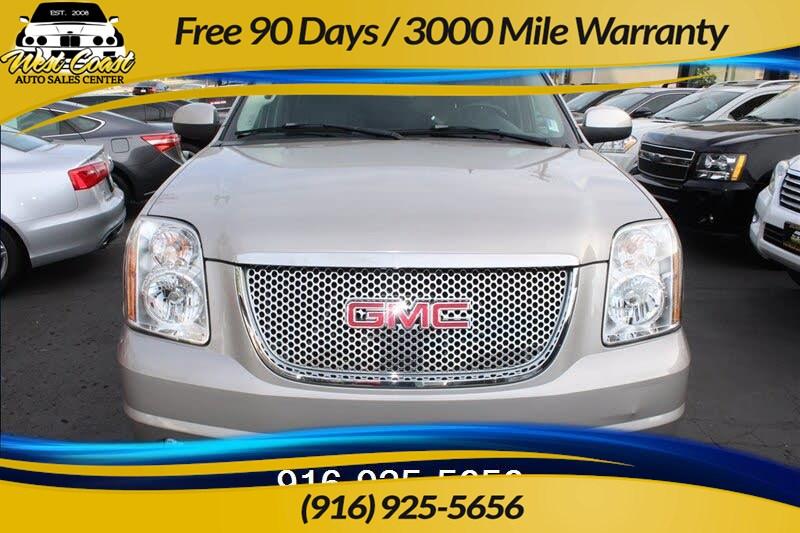 2007 GMC Yukon Denali Luxury 8 Seater! - West Coast Auto Sales Center