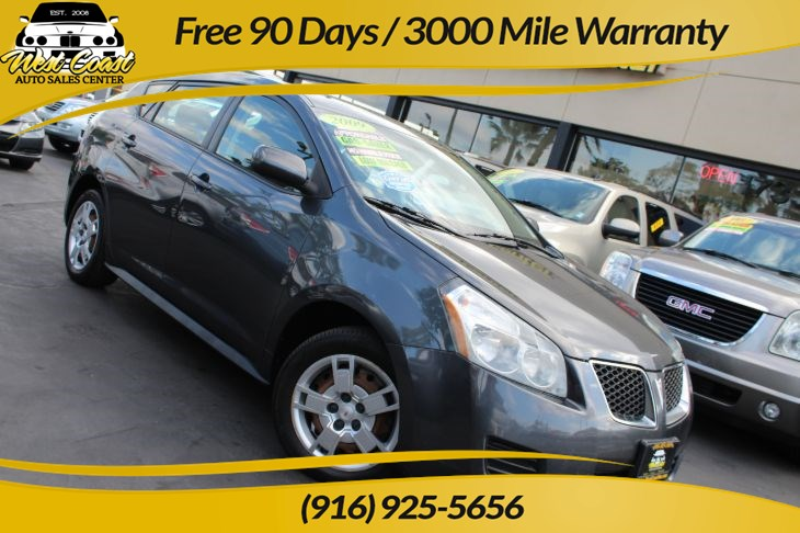 2009 Pontiac Vibe w/1SB, Gas Saver with 20 Service Records!
