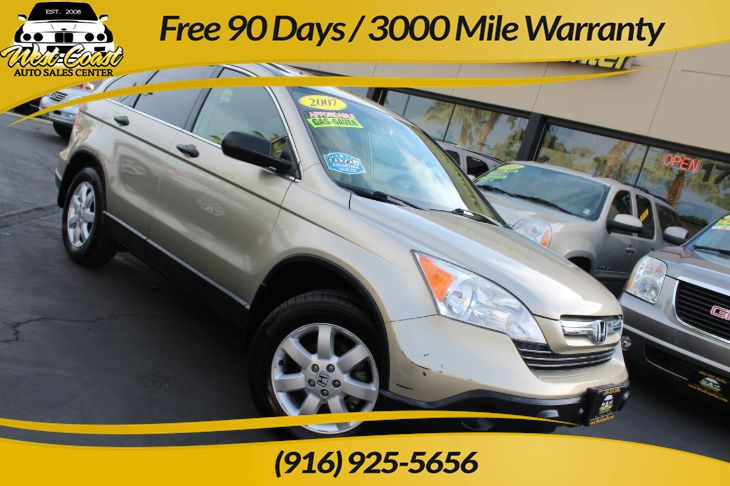 2007 Honda CR-V EX, Gas Saver!