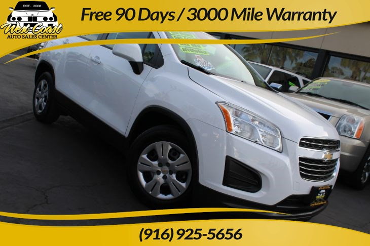 2016 Chevrolet Trax LS, 1 Owner, Great Gas Saver!