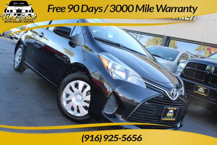 2015 Toyota Yaris 3-Door, Gas Saver!