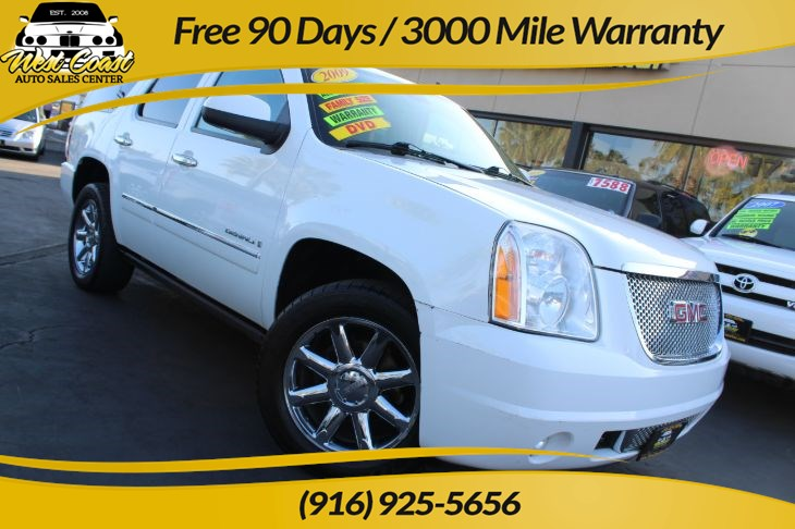 2009 GMC Yukon Denali AWD & Loaded