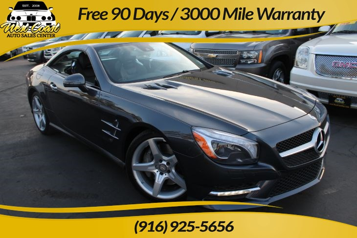 2015 Mercedes-Benz SL 400 SL 400