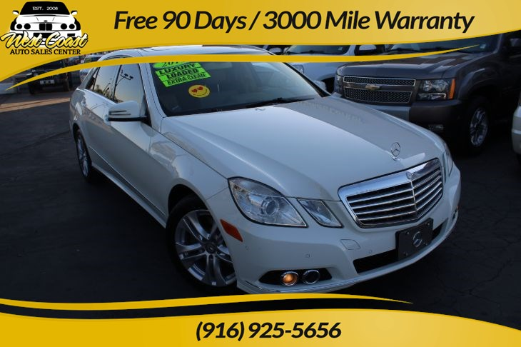 2011 Mercedes-Benz E 350 Luxury W/Navigation