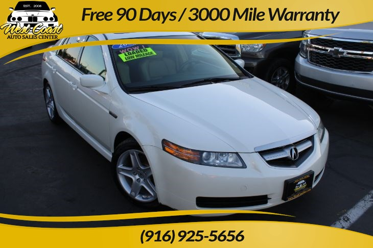"2006 Acura TL w/Navi & ""Timing Belt Done At 73K"""