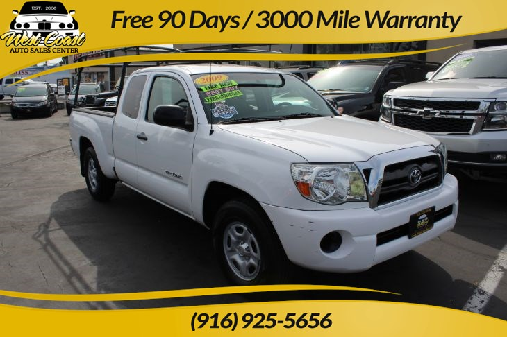 2009 Toyota Tacoma Base 1 Owner Only 29K Miles