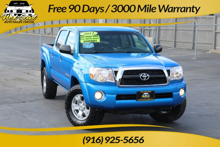 2011 Toyota Tacoma V6 TRD Off-Road - 4x4 4Door & Low Miles