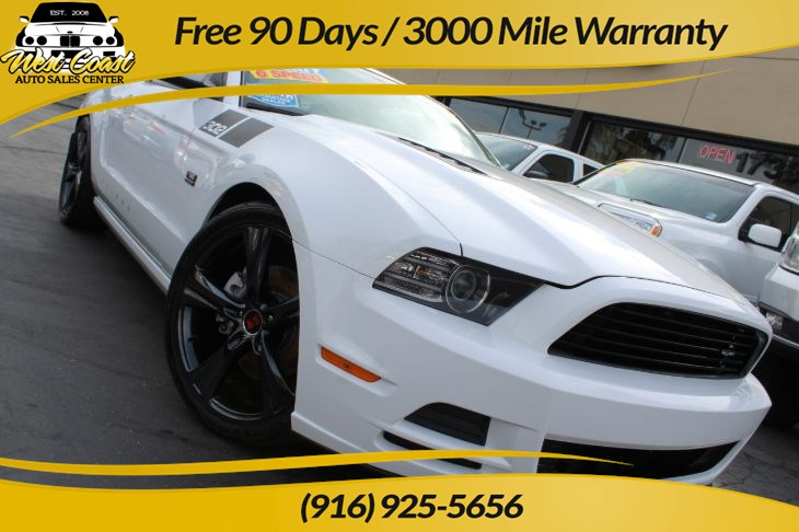 2014 Ford Mustang Saleen 302 White Label | 6 Speed, One Of A Kind