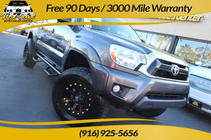 2014 Toyota Tacoma PreRunner V6 | Upgraded Wheels & Tires