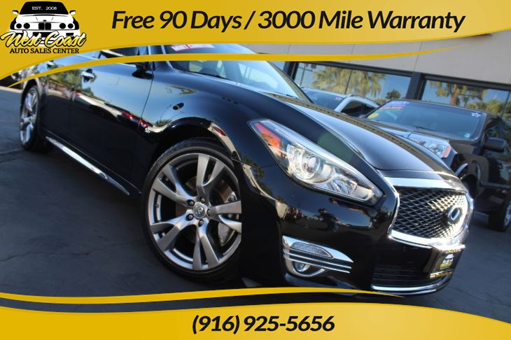 2015 INFINITI Q70L Luxury & Loaded