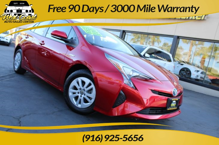 2016 Toyota Prius Two | *One Owner*, Extra Low Miles!