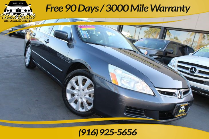2006 Honda Accord Sdn EX V-6 | *One Owner*, Extra Clean!
