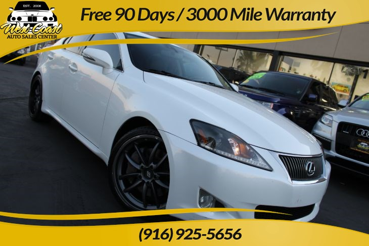 2010 Lexus IS 350 | Custom Wheels, Navigation