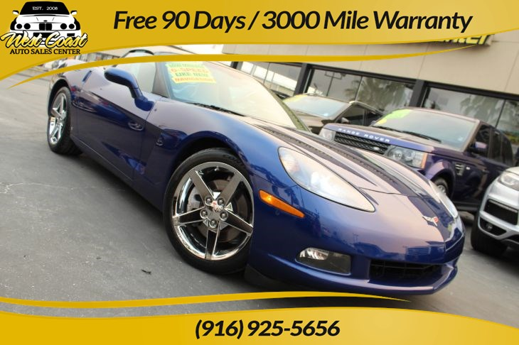 2006 Chevrolet Corvette Convertible | *One Owner*, 6 Speed Manual, Only 5k Miles!