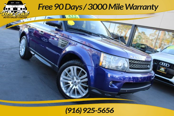 2011 Land Rover Range Rover Sport HSE Luxury | Many Features, Must See