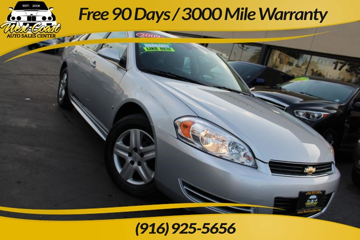 2009 Chevrolet Impala LS * One Owner*, Extra Low Miles