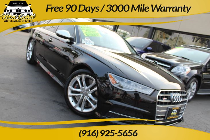 2016 Audi S6 4.0T Prestige quattro | AWD, *One Owner*, Must See
