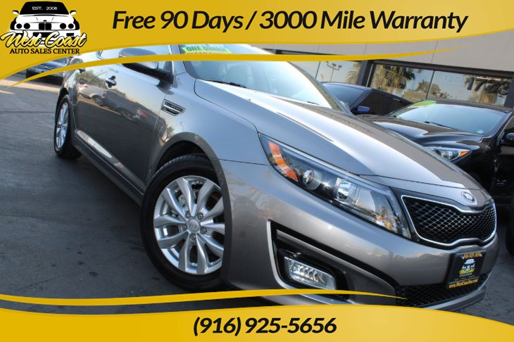 2015 Kia Optima EX | *One Owner*, Gas Saver, Extra Clean